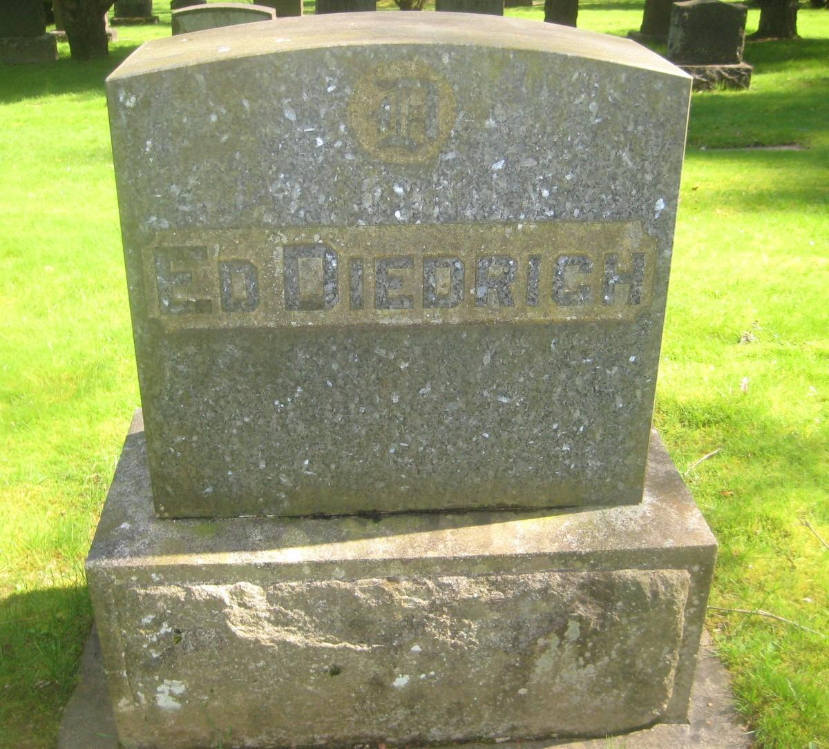 Superintendent Ed Diedrich | Multnomah County Sheriff's Office, Oregon