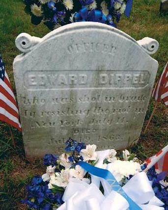 Patrolman Edward Dippel | New York Metropolitan Police Force, New York