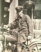 Traffic Officer William Clarence Dodge | King City Police Department, California