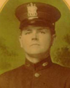 Patrolman James F. Doherty | Jersey City Police Department, New Jersey
