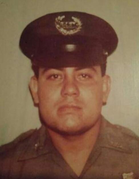 Sergeant Ivan Cuevas Dones | Puerto Rico Police Department, Puerto Rico