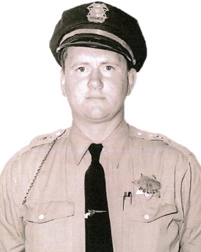 Police Officer Eugene Albert Doran, Hillsborough Police