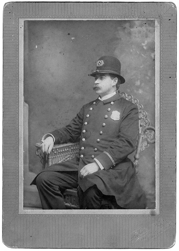 Officer Francis M. Doyle | Metropolitan Police Department, District of Columbia