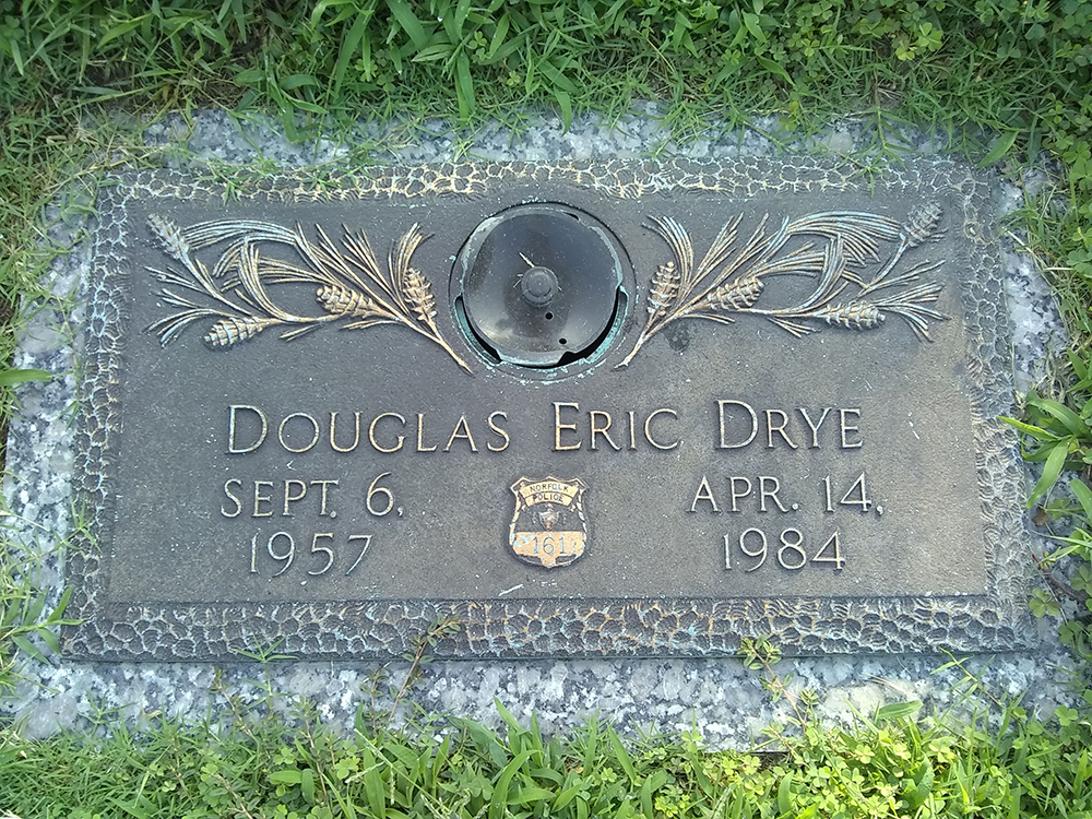 Officer Douglas Eric Drye | Norfolk Police Department, Virginia
