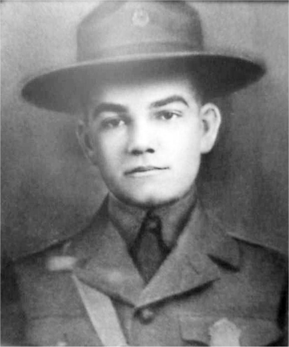 Private George Albert Duling | West Virginia State Police, West Virginia