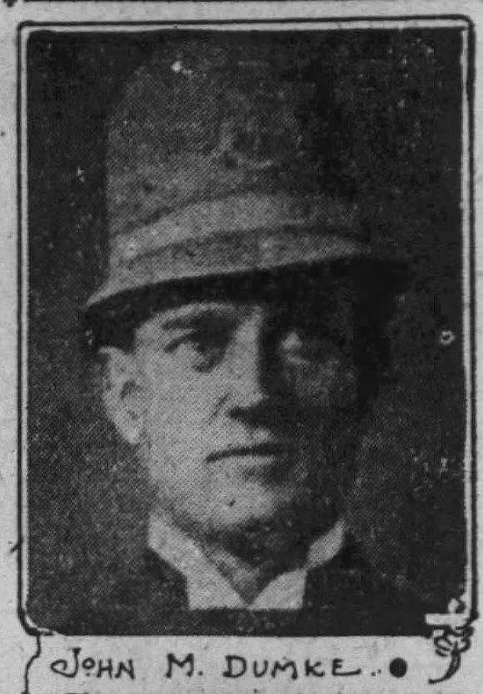 Detective John M. Dumke | Buffalo Police Department, New York