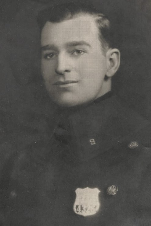Patrolman William J. Duncan | New York City Police Department, New York