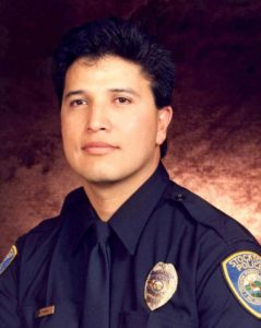 Officer Arthur Paul Parga | Stockton Police Department, California