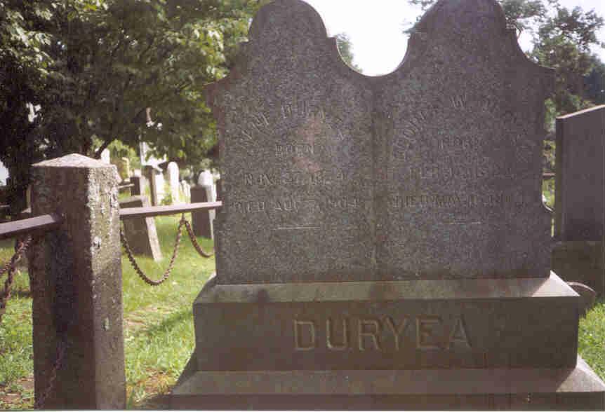 Patrolman George W. Duryea | New York Metropolitan Police Force, New York