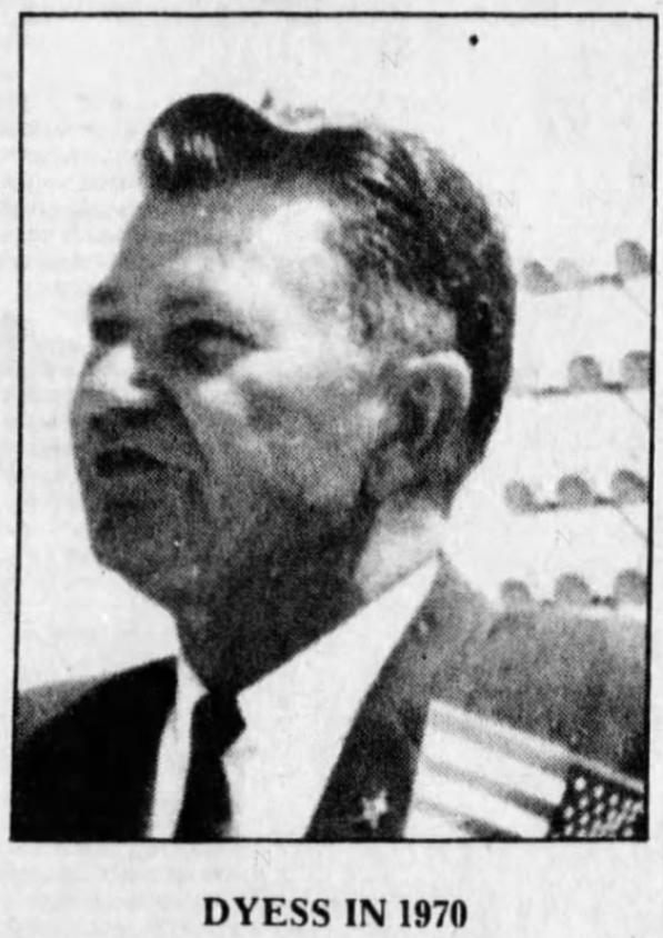 Sheriff Earl Sermon Dyess, Sr.   Hendry County Sheriff's Office, Florida