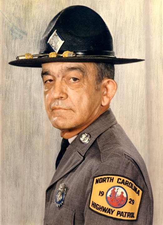 Patrolman Robert Randall East | North Carolina Highway Patrol, North Carolina