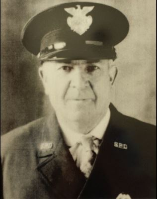 Patrolman Olney E. Eaton | Salina Police Department, Kansas