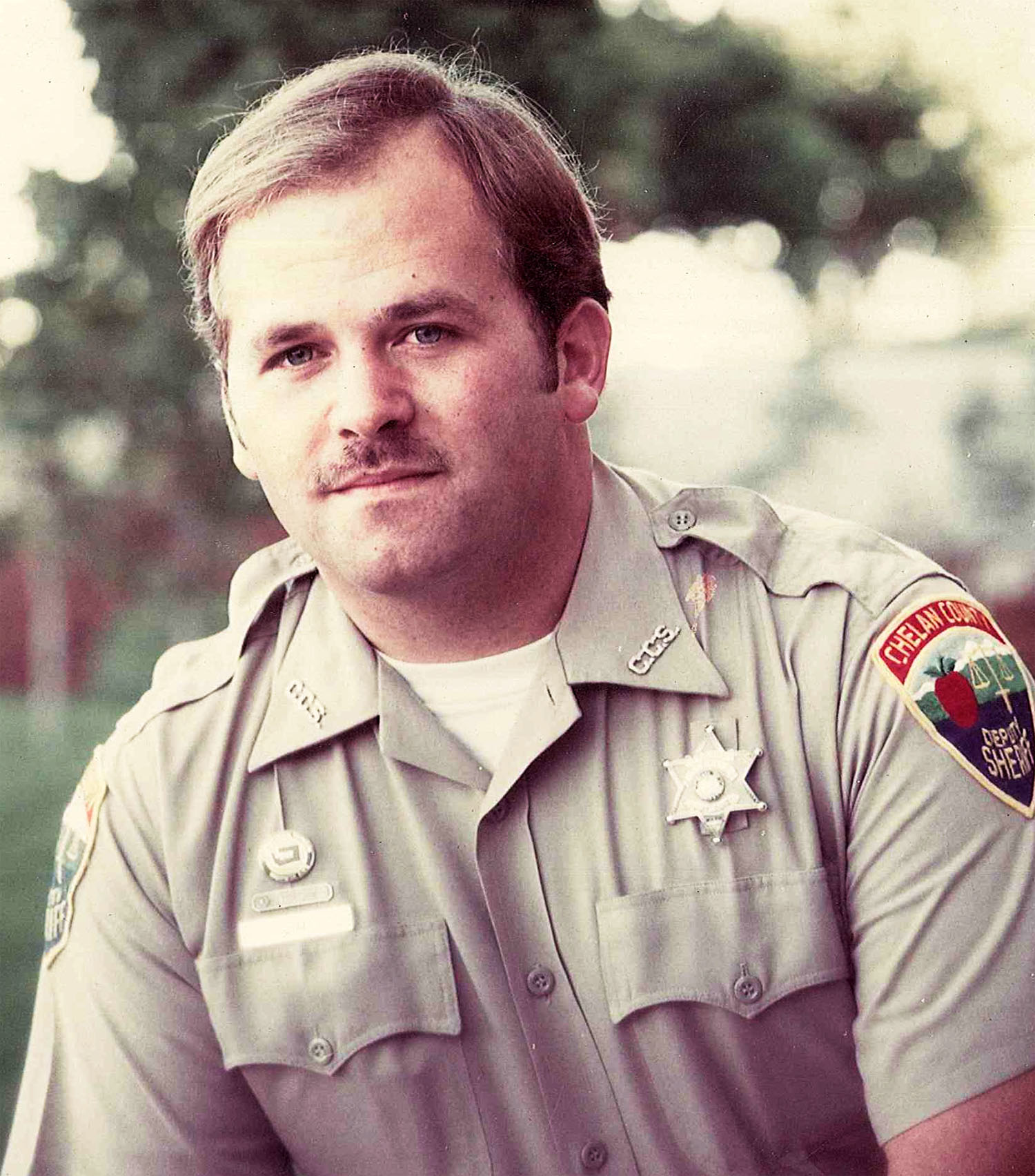 Deputy Sheriff Winfield Scott Edie | Chelan County Sheriff's Office, Washington