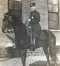 Mounted Patrolman Richard Ell | Cincinnati Police Department, Ohio