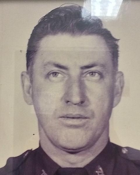 Patrolman Maurice Erben | New York City Police Department, New York