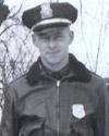 Patrolman Clarence J. Erickson | Hudson Police Department, Wisconsin