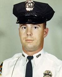 Officer Charles Lee Eustes, St  Petersburg Police Department