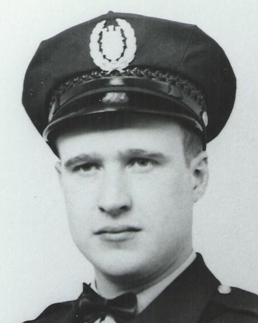 Patrolman William Ross Ewing | Pittsburgh Bureau of Police, Pennsylvania
