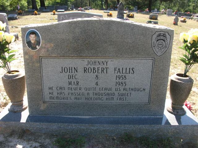 Patrolman John Robert Fallis | Pine Bluff Police Department, Arkansas