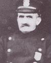 Patrolman Emory Farrington   Milton Police Department, Massachusetts
