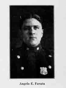 Patrolman Angelo E. Favata | New York City Police Department, New York