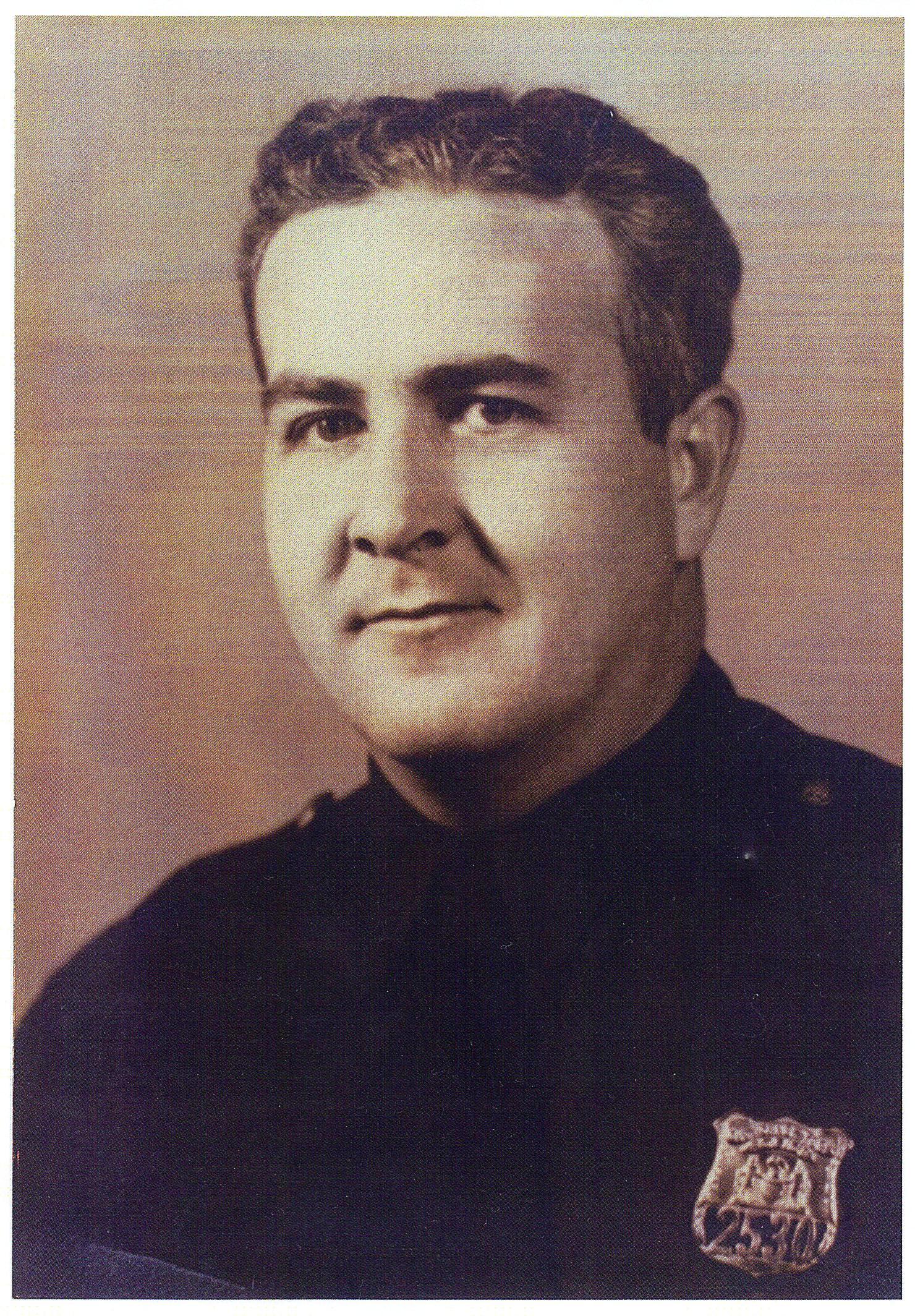 Detective Walter Ferguson | New York City Police Department, New York