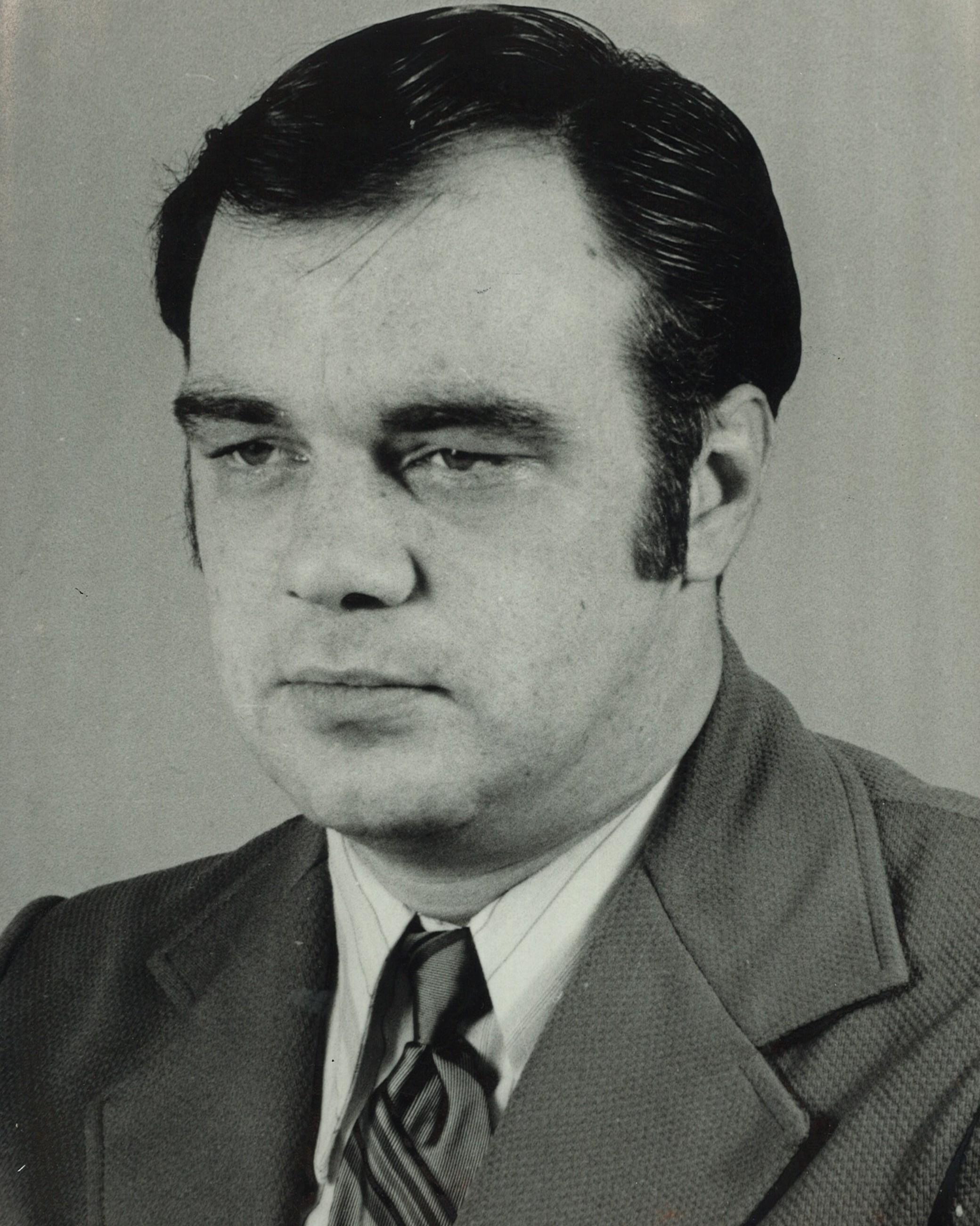 Detective James R. Fine   Racine Police Department, Wisconsin