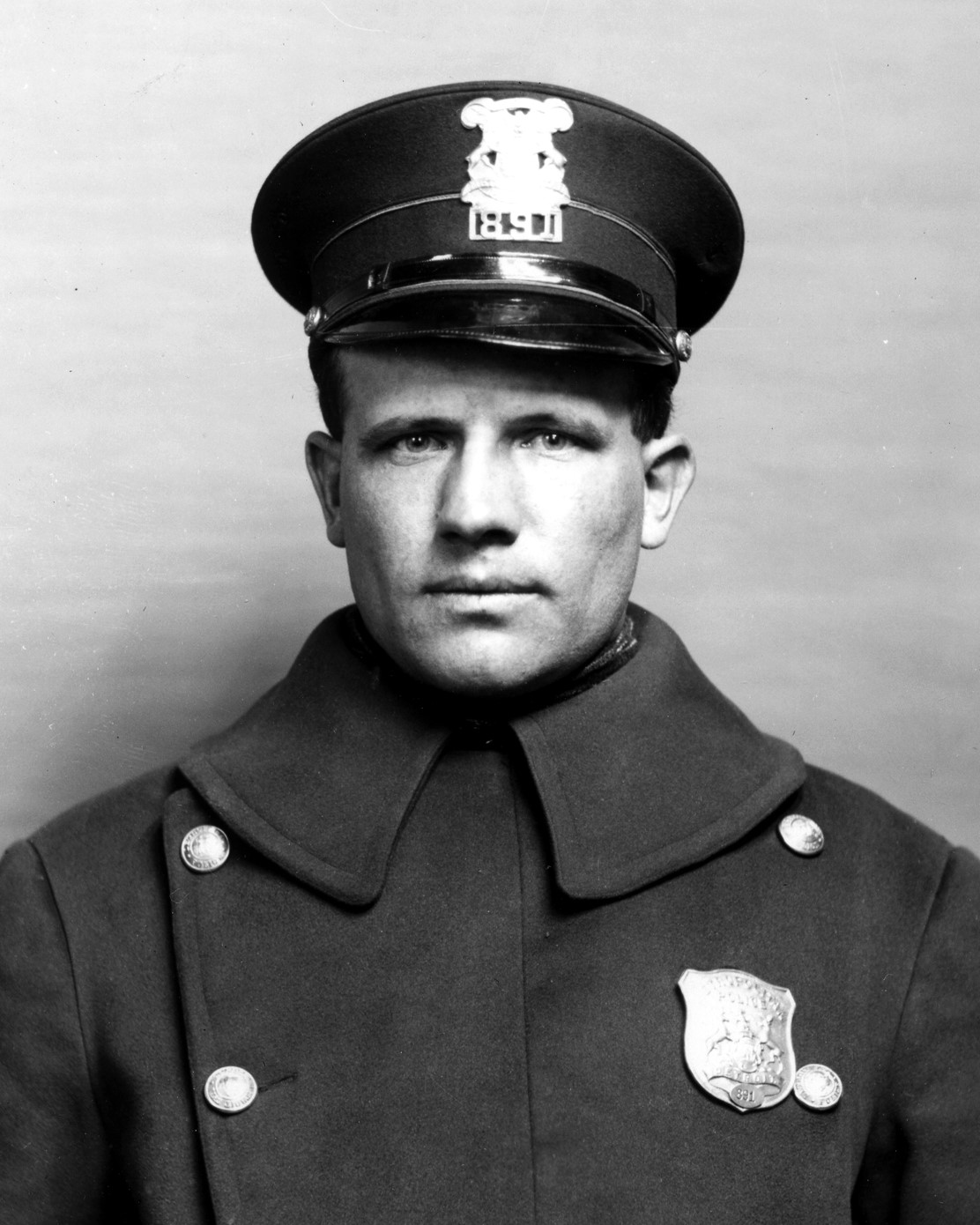 Police Officer Albert J. Fink | Detroit Police Department, Michigan