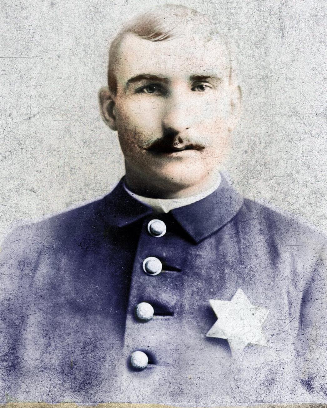 Patrolman Luke John Fitzpatrick | Chicago Police Department, Illinois