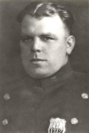 Patrolman James J. Flanagan | New York City Police Department, New York