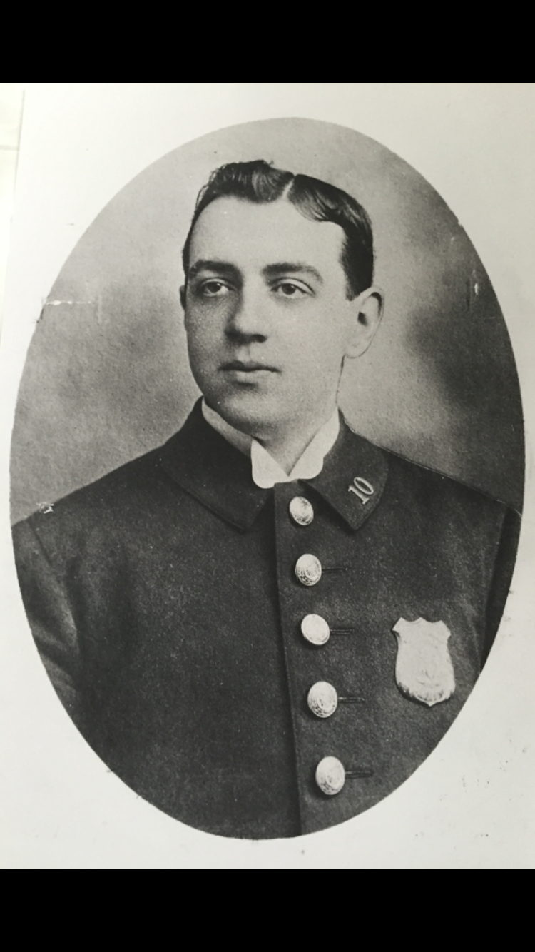 Patrolman John P. Flood | New York City Police Department, New York
