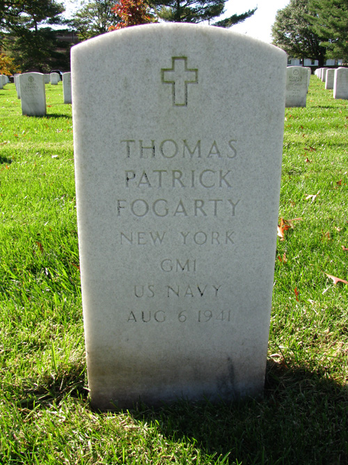 Private Thomas Patrick Fogarty | United States Department of the Interior - United States Park Police, U.S. Government