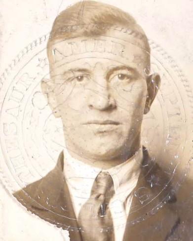 Federal Prohibition Agent John T. Foley | United States Department of the Treasury - Internal Revenue Service - Prohibition Unit, U.S. Government
