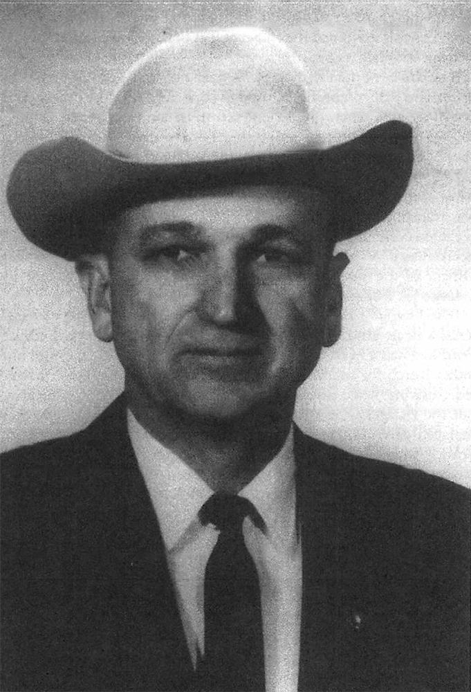 Constable Louis O. Ford, Jr. | Orange County Constable's Office - Precinct 3, Texas