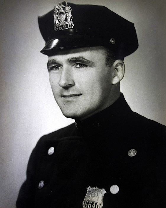 Patrolman Robert Michael Forrest | New York City Police Department, New York
