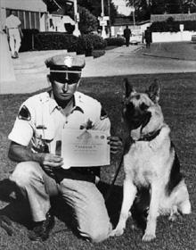 Patrolman William R. H. Fortye | Las Vegas Police Department, Nevada