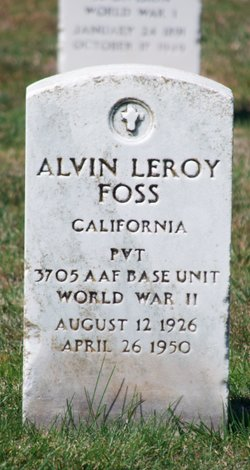 Officer Alvin Leroy Foss | California Highway Patrol, California