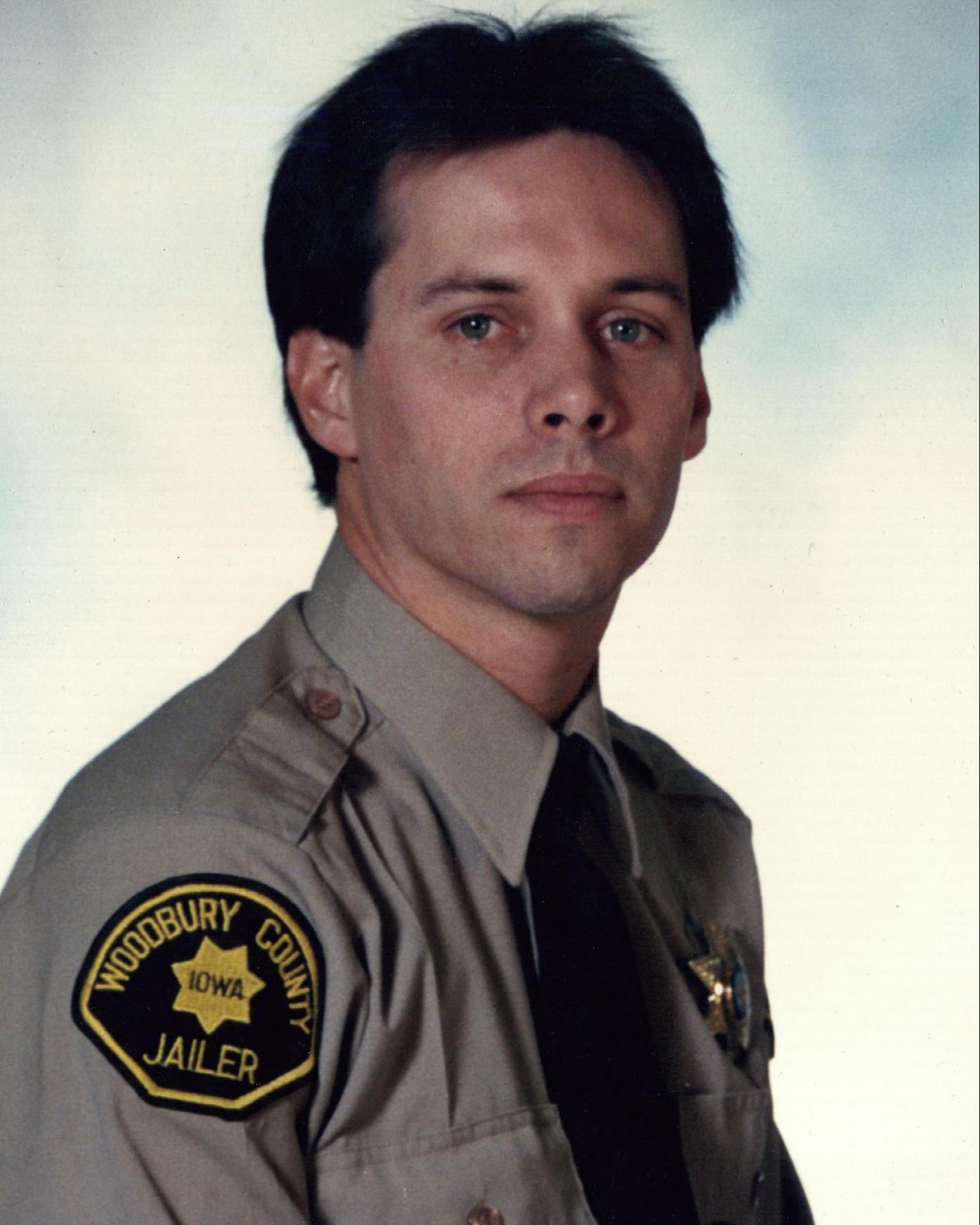 Corporal Jon Eric Hermann   Woodbury County Sheriff's Office, Iowa