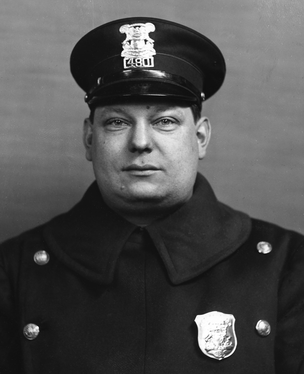 Police Officer William F. Frahm | Detroit Police Department, Michigan