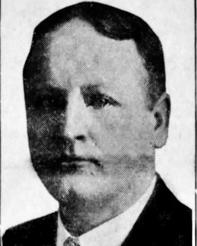 Federal Prohibition Agent Kirby Frans | United States Department of the Treasury - Internal Revenue Service - Prohibition Unit, U.S. Government