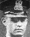Patrolman William George Gagler   Chicago Police Department, Illinois