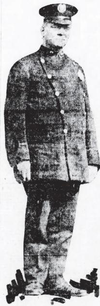 Lieutenant Robert John Galloway   Pittsburgh Bureau of Police, Pennsylvania