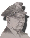 Patrolman Francis Marion Gallup | Grand Rapids Police Department, Michigan