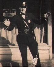 Patrolman Walter Garrison   Rushville Police Department, Indiana