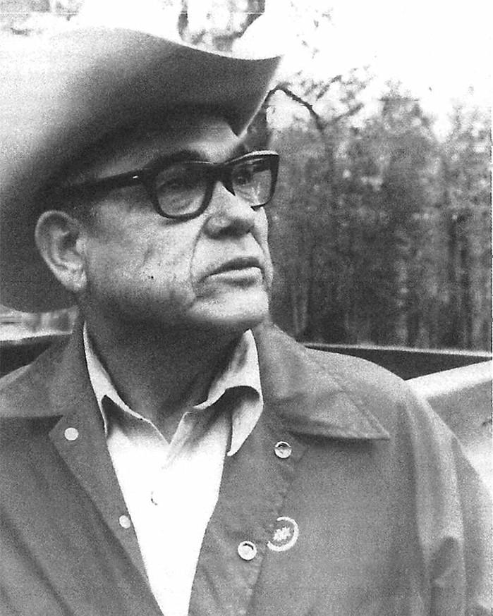 Constable Bill Garsee | Polk County Constable's Office - Precinct 3, Texas