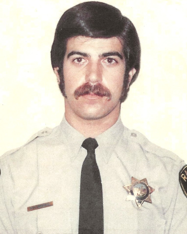 Officer Paul F. George   East Bay Regional Park District Police Department, California
