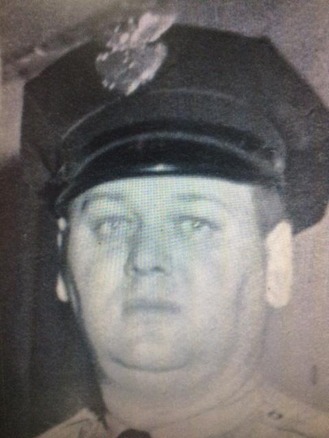 Patrolman Vincent L. Gerek | Barberton Police Department, Ohio