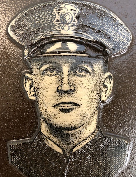 Patrolman Francis J. Gilleland | Medford Police Department, Massachusetts