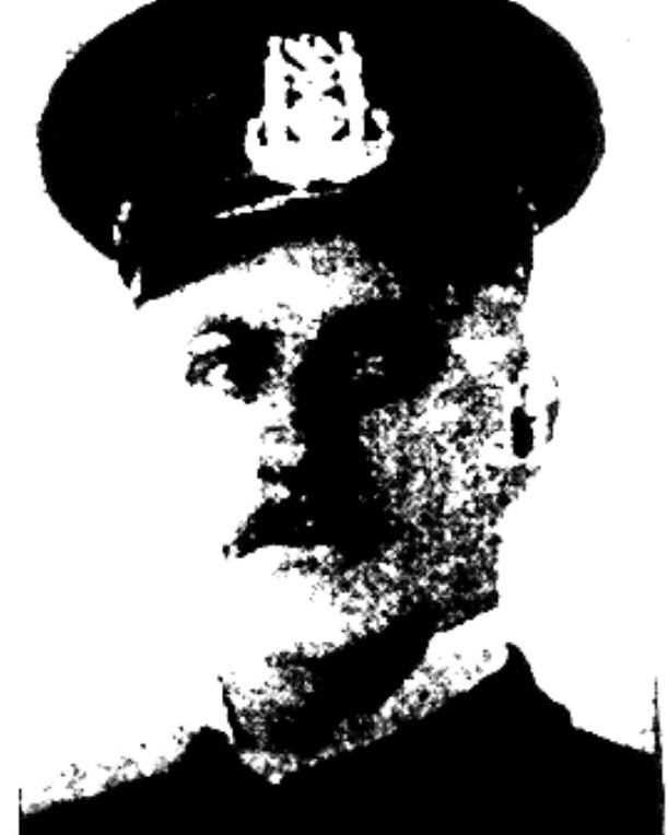 Patrolman Thomas Martin Giltner | Louisville Police Department, Kentucky