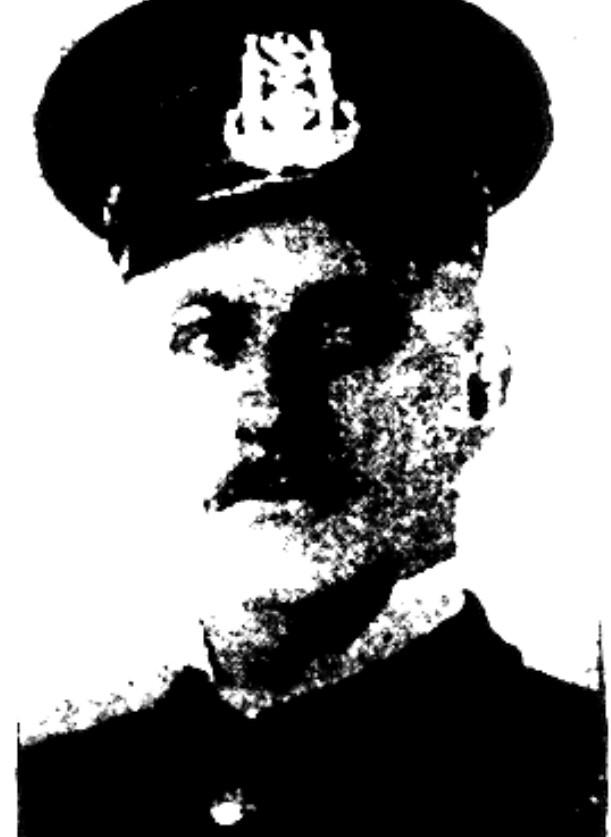 Patrolman Thomas Martin Giltner   Louisville Police Department, Kentucky